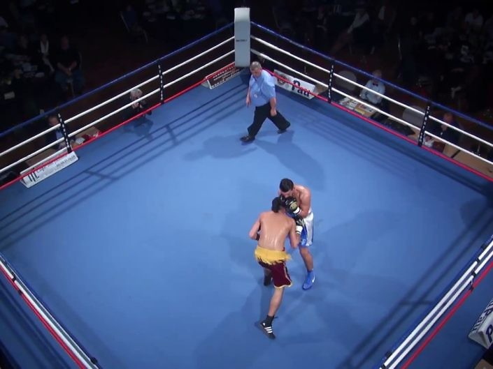 Jordy Weiss vs Nelson Altamirano